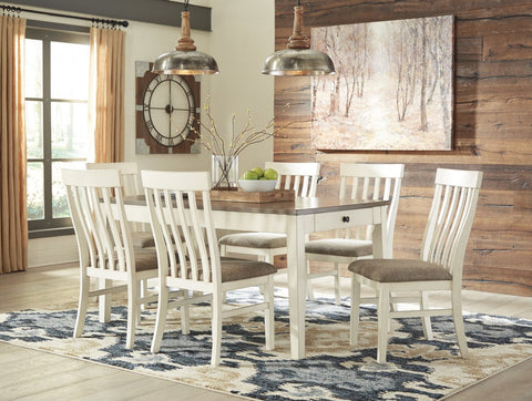 Ashley D447 Bardilyn Dining Room Set