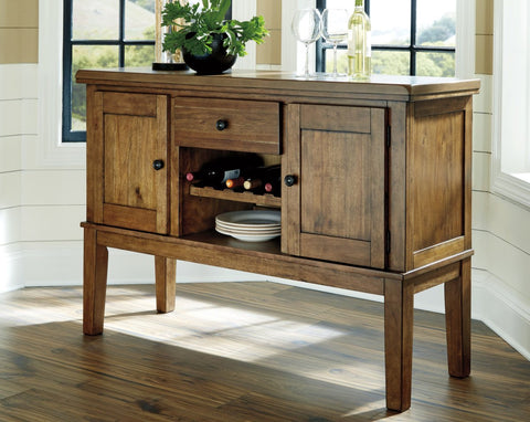 Ashley D595 Flaybern Dining Room Server