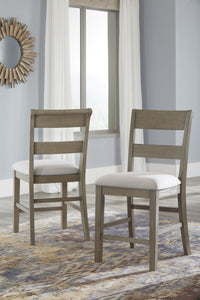 Ashley D732 Chapstone Barstool