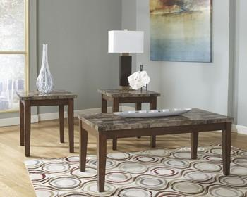 Ashley T158 Theo Occasional Table Set