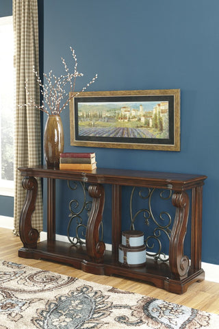 Ashley T869 Alymere Sofa Table
