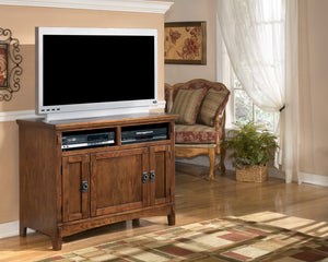 Ashley W319-18 Cross Island TV Stand