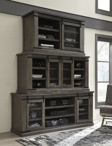 Ashley W556 Danell Ridge TV Stand M/L/XL