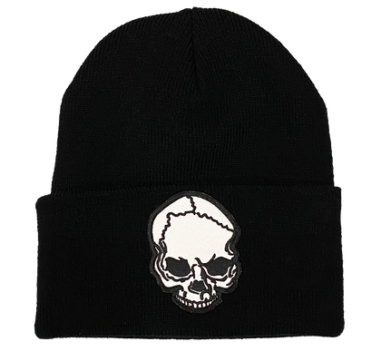 Dead and Buried - Skull Beanie