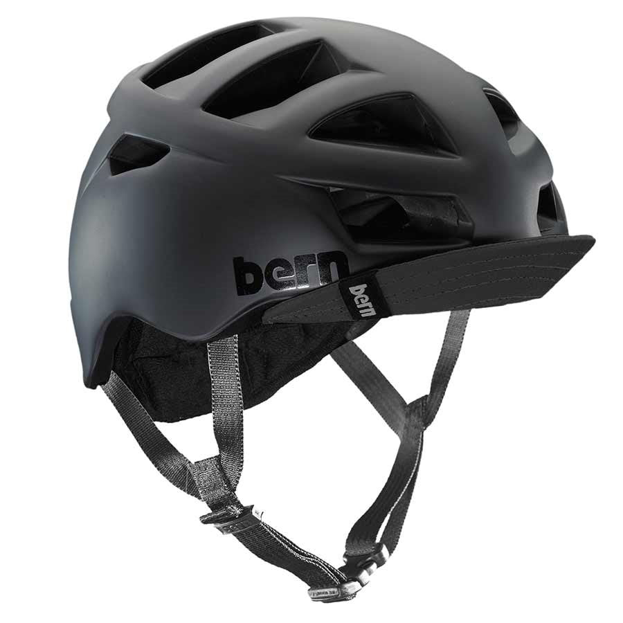 Bern Allston Men's BMX black