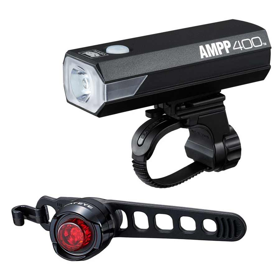 ampp 400 cateye bike light