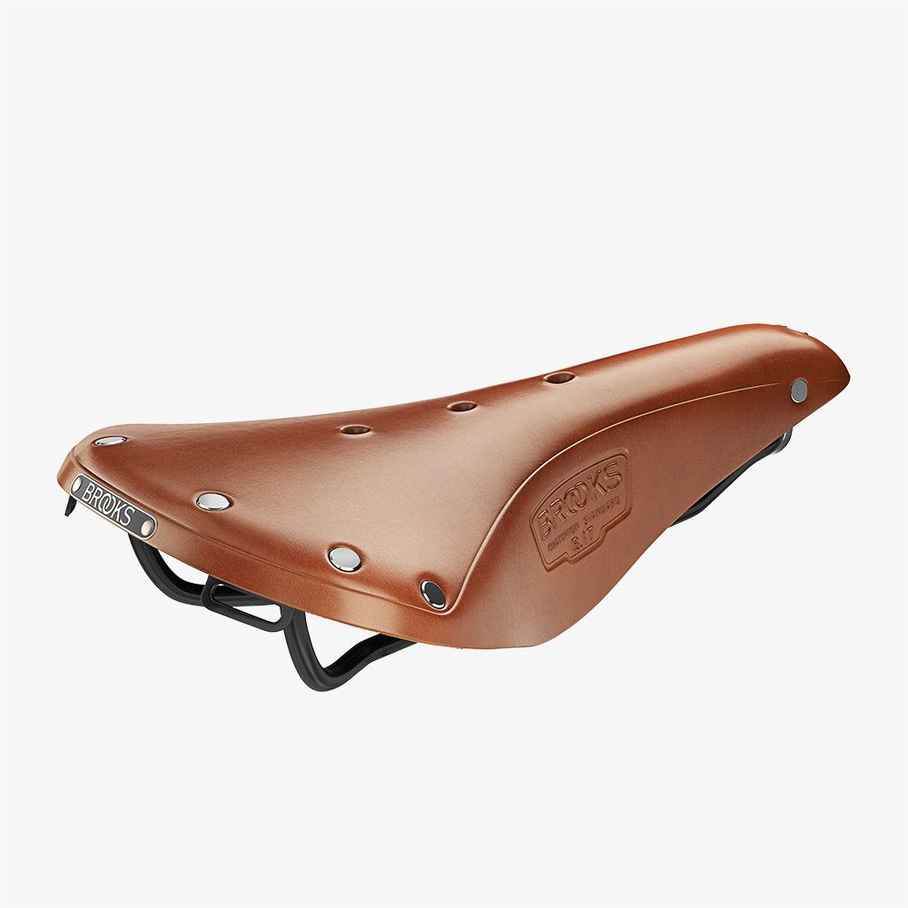 Brooks B17 Standard Honey Saddle