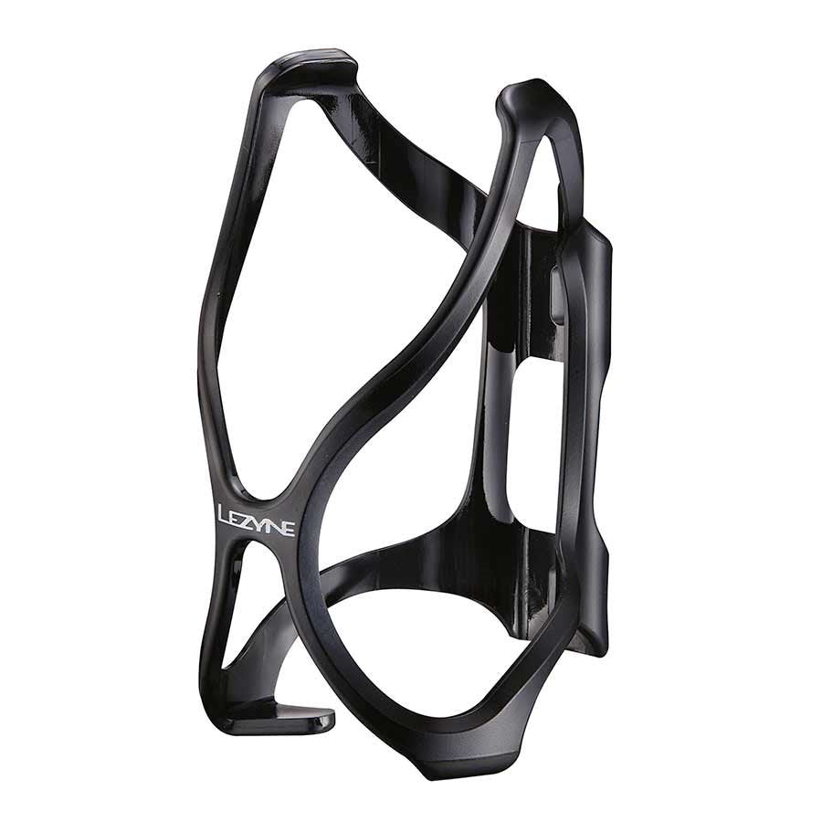 Lezyne Flow Cage Front Loading Black