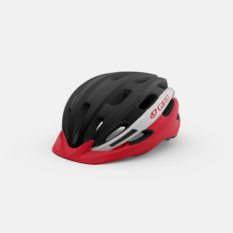 Giro Register Adult Helmet Matte Black/Red