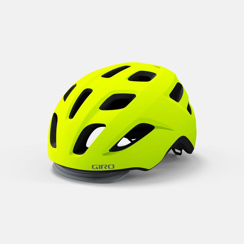 Giro Trella MIPS Universal Women's Helmet Matte Highlight Yellow/Silver
