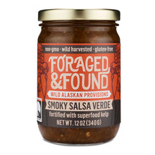 Load image into Gallery viewer, Smoky Salsa Verde - Foraged & Found