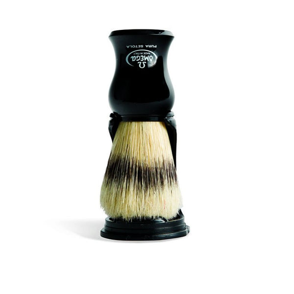 Premium Shave Brush with Stand