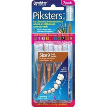 Load image into Gallery viewer, Piksters Interdental Brush 7 Pks