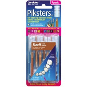 Piksters Interdental Brush 7 Pks
