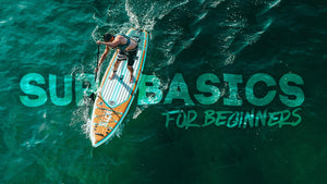 SUP Basics for Beginners: How To Stand-Up Paddle Board
