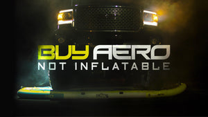 "Buy ""Aero"" not ""Inflatable"": Why AeroTech is Better"