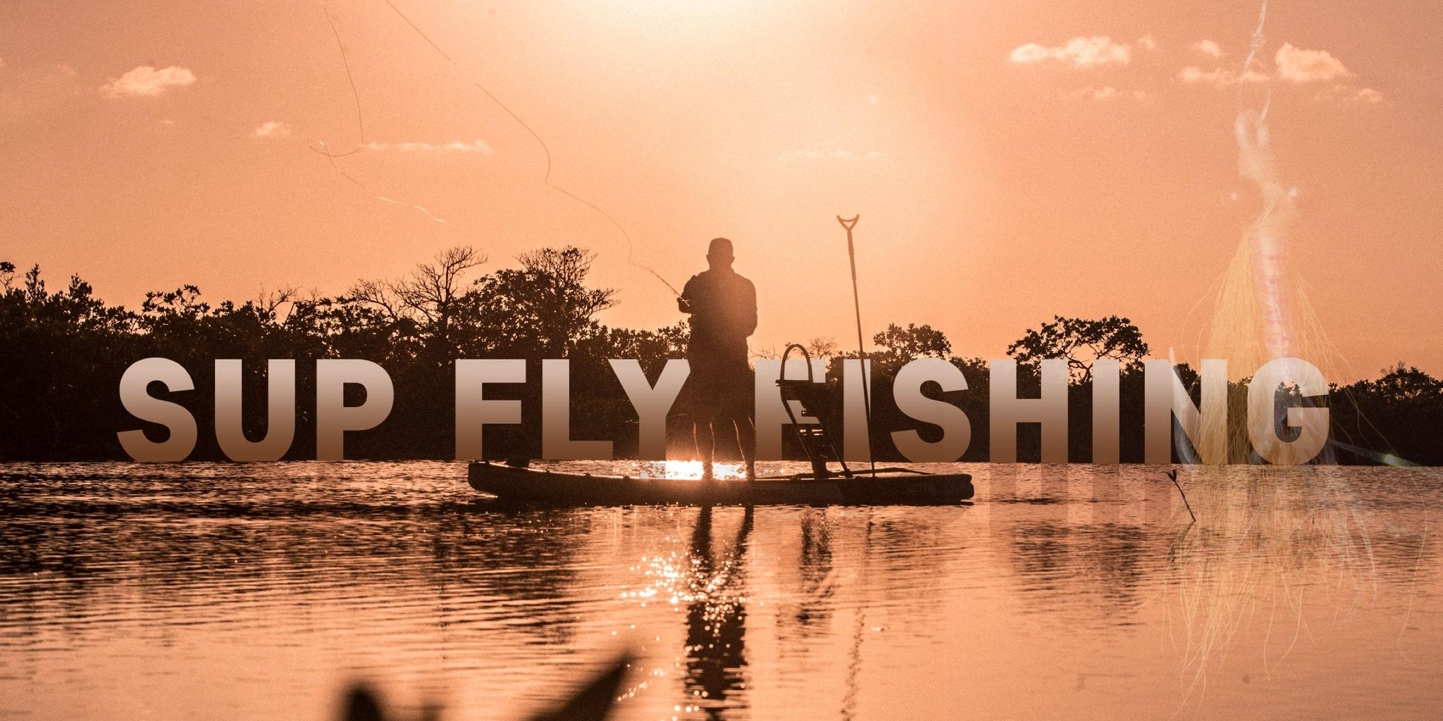 How To Fly Fish From a Paddle Board