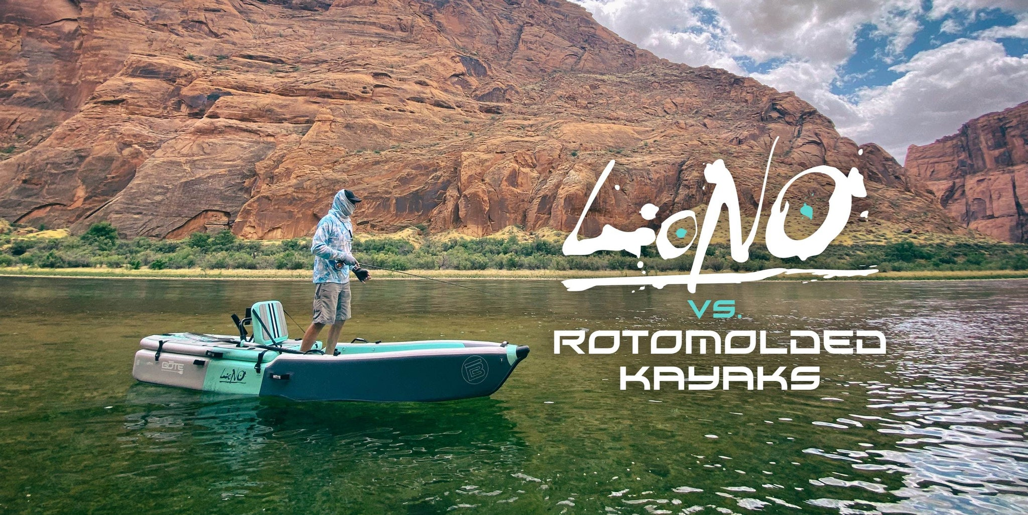 LONO vs Rotomolded Kayak