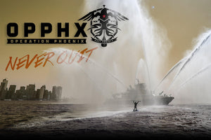 BOTE Presents // Operation Phoenix – Never Quit