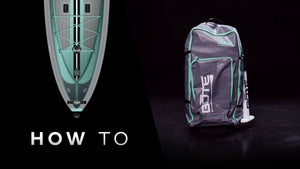 How to Fold the LONO Aero Kayak