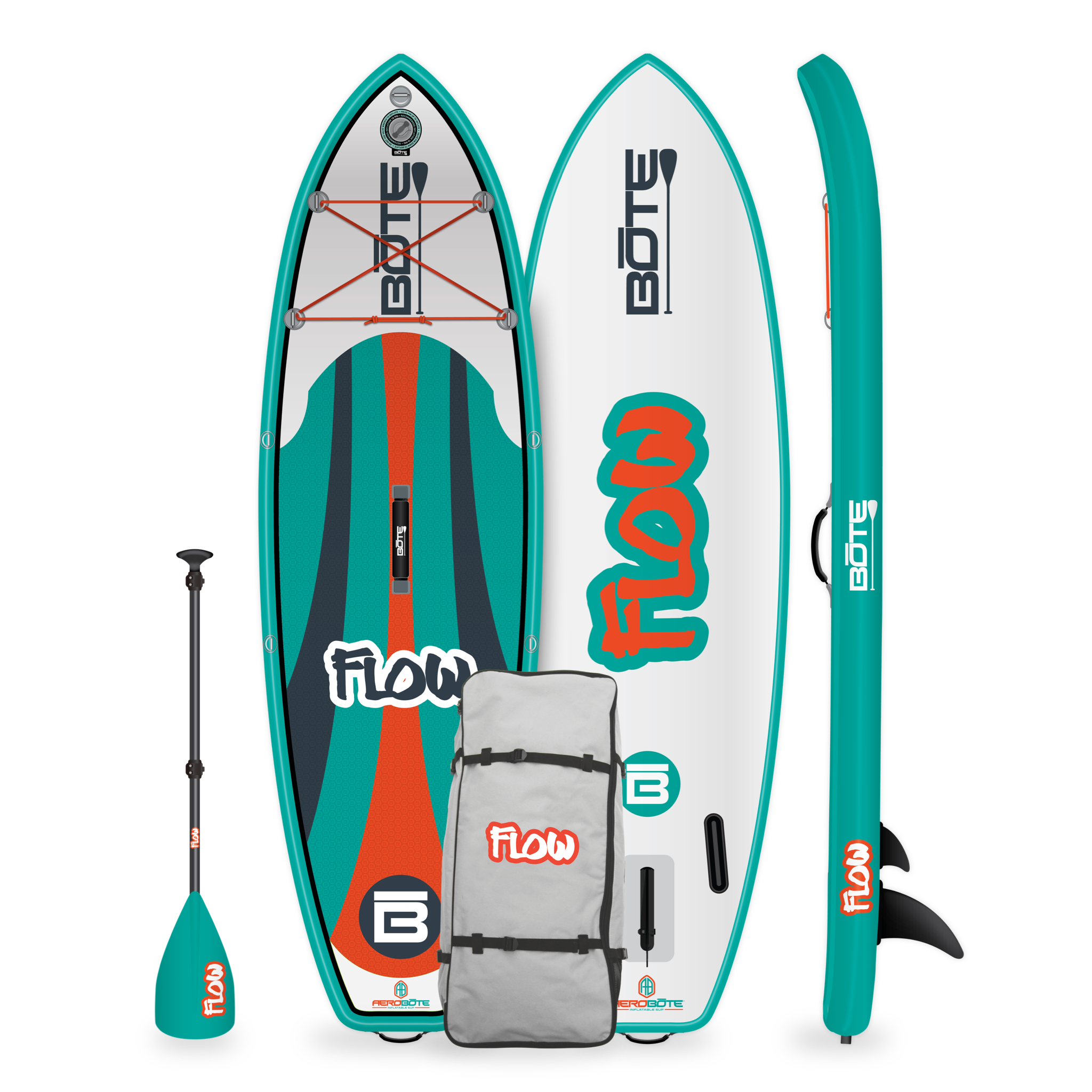 Flow Aero Inflatable Paddle Board