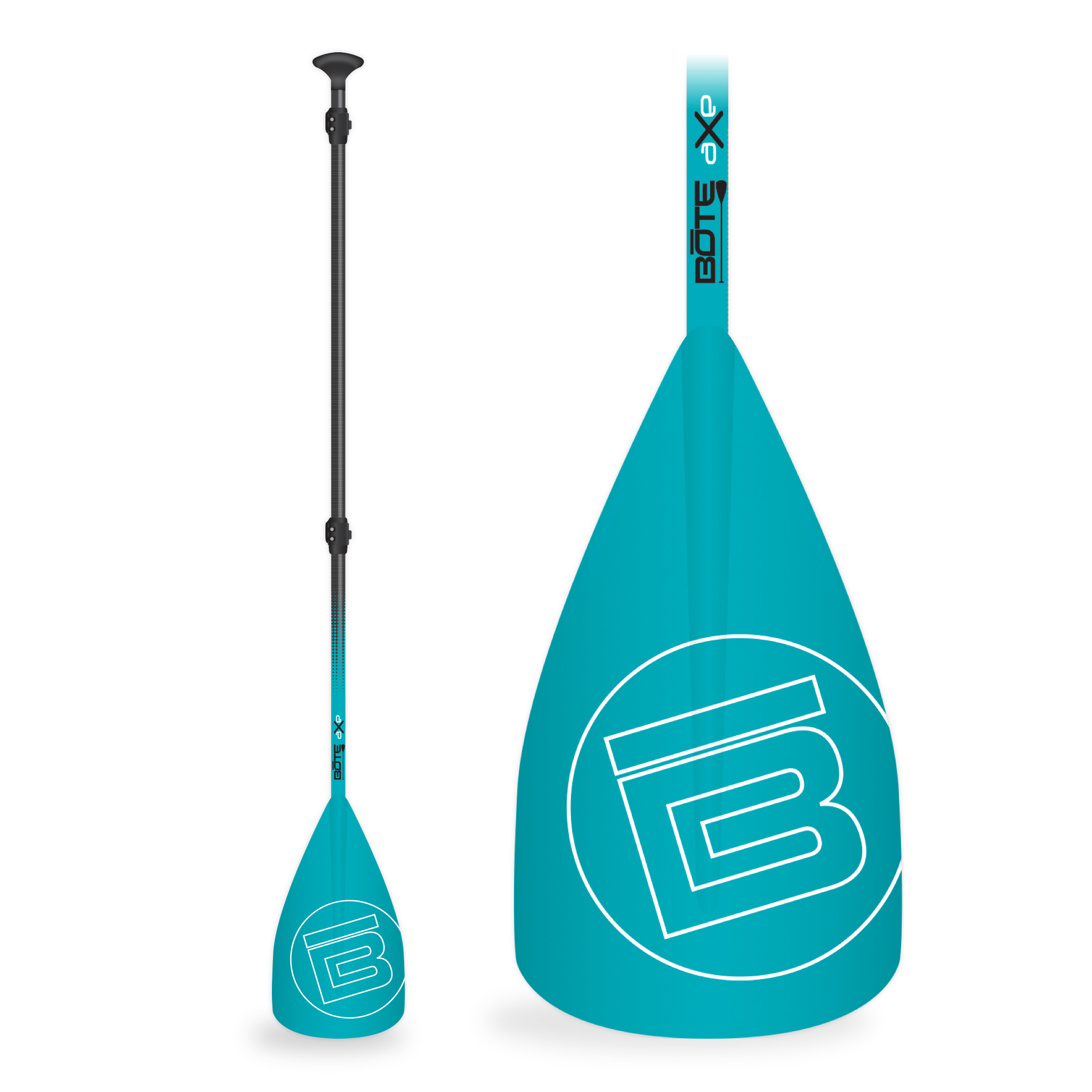 3-Piece Adjustable SUP Paddle