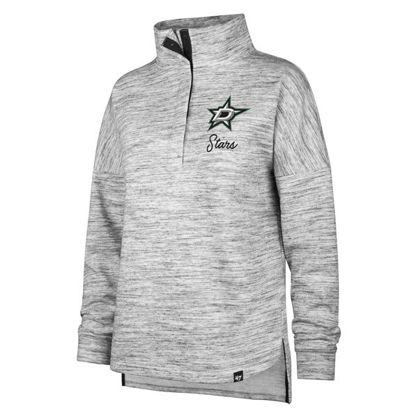 DALLAS STARS '47 WOMEN'S HAZE 1/4 ZIP