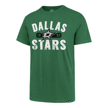 Load image into Gallery viewer, DALLAS STARS 47' BEN BISHOP NAME AND NUMBER TEE