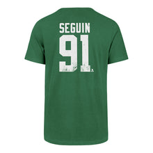 Load image into Gallery viewer, DALLAS STARS 47' TYLER SEGUIN NAME AND NUMBER TEE