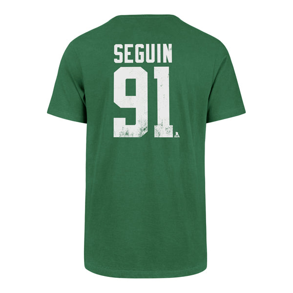 DALLAS STARS 47' TYLER SEGUIN NAME AND NUMBER TEE