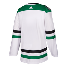 Load image into Gallery viewer, DALLAS STARS ADIDAS AUTHENTIC PRO WHITE JERSEY