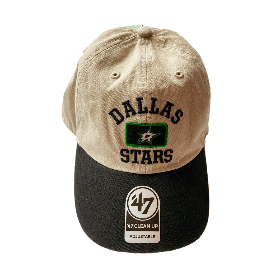 DALLAS STARS 47' BRAND ADJUSTABLE CLEAN UP CAP