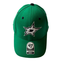 Load image into Gallery viewer, DALLAS STARS 47' BRAND CONTENDER STRETCH FIT CAP GREEN