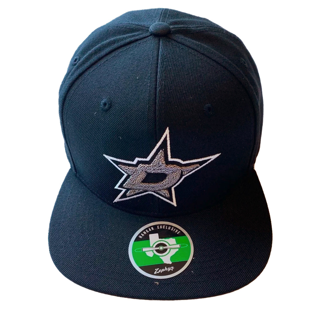 DALLAS STARS ZEPHYR INTERFERENCE SNAPBACK