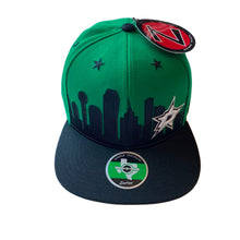 Load image into Gallery viewer, DALLAS STARS ZEPHYR SKYLINE SNAPBACK