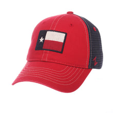 Load image into Gallery viewer, DALLAS STARS ZEPHYR TX FLAG HAT