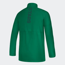 Load image into Gallery viewer, DALLAS STARS ADIDAS GREEN GAME MODE 1/4 ZIP