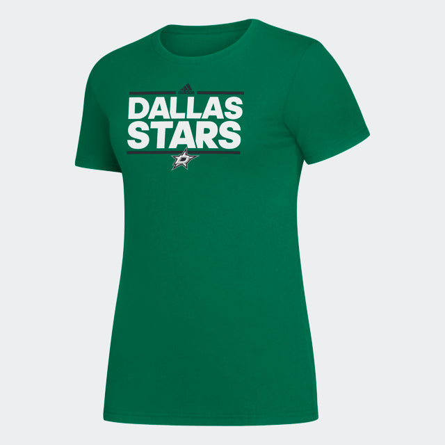 DALLAS STARS ADIDAS WOMENS TEAM DASSLER S/S