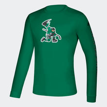 Load image into Gallery viewer, DALLAS STARS ADIDAS LIL' BITS L/S TEE
