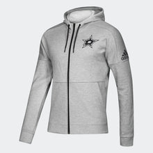 Load image into Gallery viewer, DALLAS STARS ADIDAS STADIUM ID F/Z HOODY