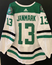 Load image into Gallery viewer, MATTIAS JANMARK 19/20 GAME WORN AWAY JERSEY SET 1