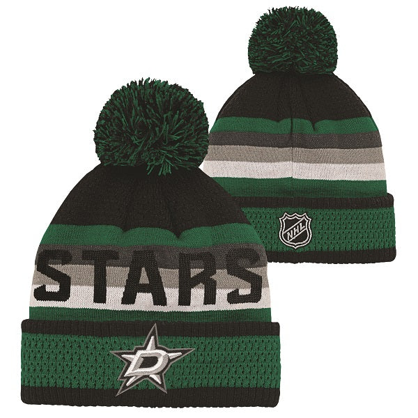 DALLAS STARS YOUTH BLUELINE KNIT