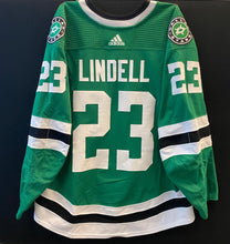 Load image into Gallery viewer, ESA LINDELL 19/20 GAME WORN HOME JERSEY SET 1