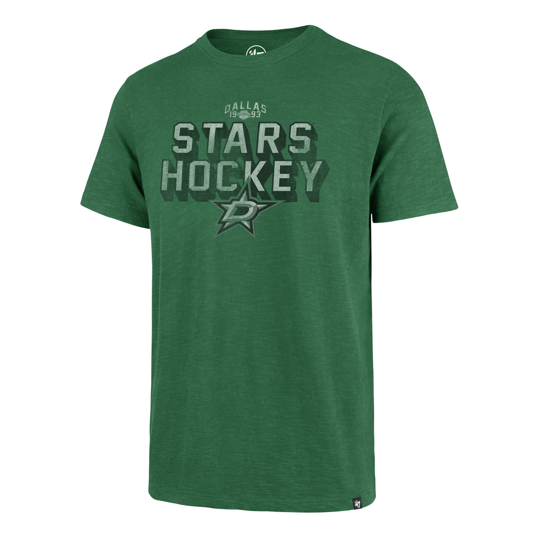 DALLAS STARS '47 STARS HOCKEY SCRUM S/S