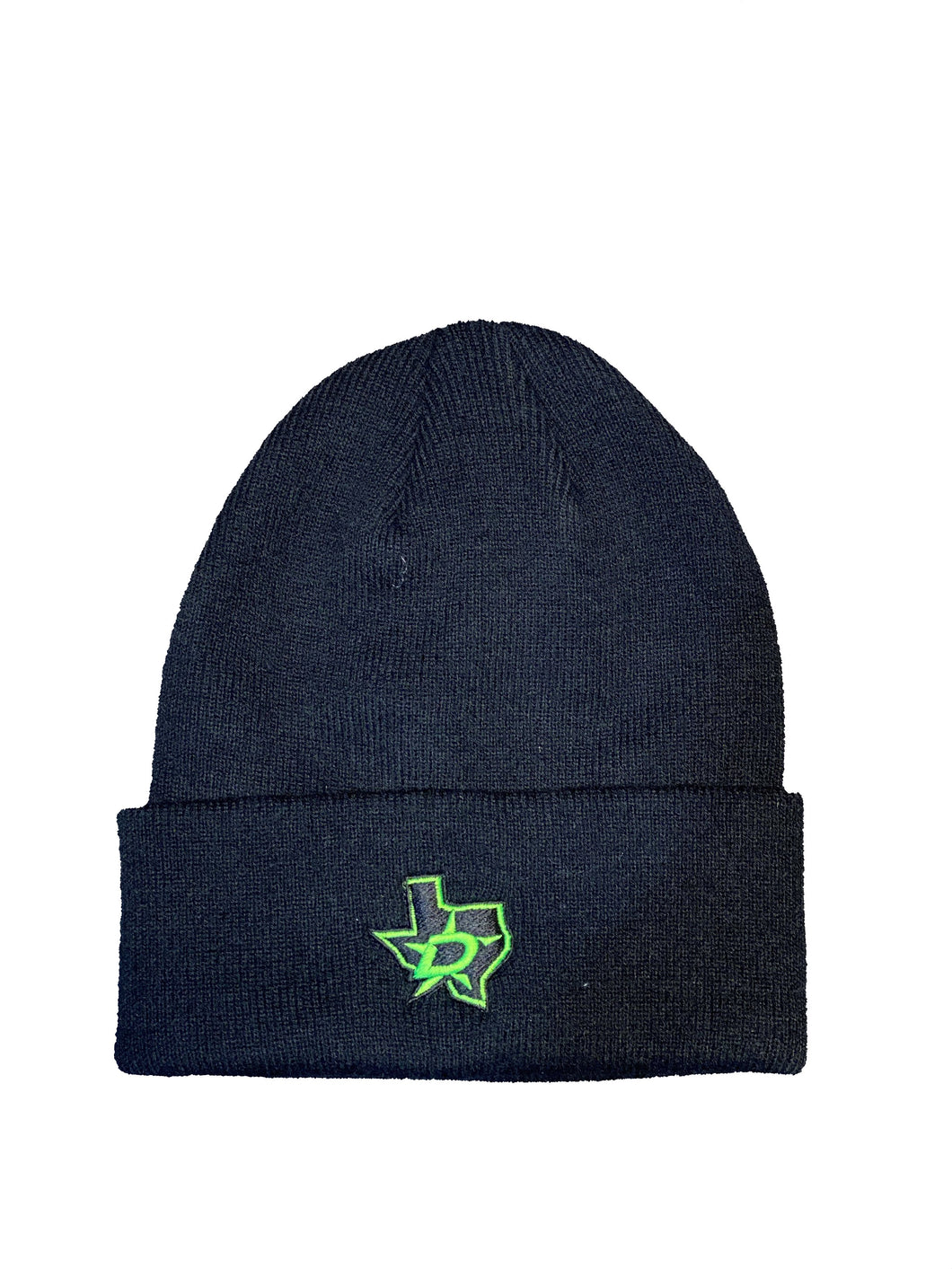 DALLAS STARS ADIDAS BLACKOUT 3RD CUFFED KNIT