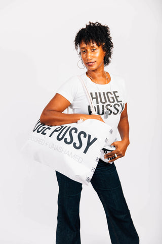 HUGE PUSSY MEGA BEACH BAG - SOLD OUT