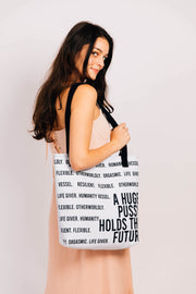 HUGE PUSSY CLASSIC TOTE