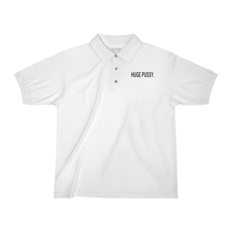 HUGE PUSSY POLO - SOLD OUT