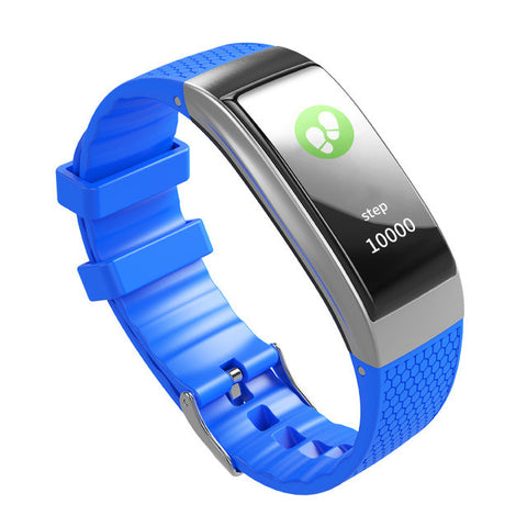 Sport Smart Band Swimming Outdoors Fitness Tracker Bracelet Bluetooth IP68 Pedometer Heart Rate Blood