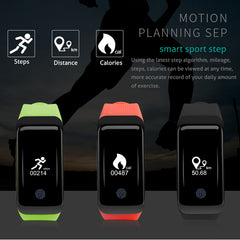 Smart Band Bluetooth Heart Rate Monitor Sport Fitness Tracker Call SMS Reminder Smart Bracelet